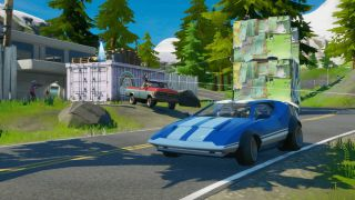 fortnite cars locations how to drive